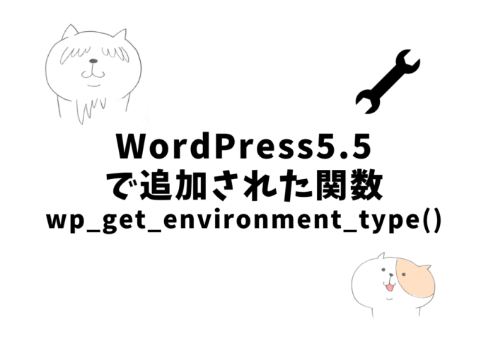 wp_get_environment_type